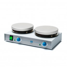 F20710430 RC2  Analog Alluminum Alloy Hotplates, , 115 V (VELP Scientifica)