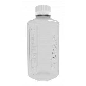 177-1301-OEM Boston Square Bottle, 1L, CP, 45mm Cap, Foxx Life Sciences