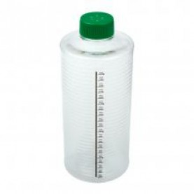 229387 CELLTREAT Roller Bottle, Tissue Culture, Sterile, 1900 cm², 1 L, Vented Cap