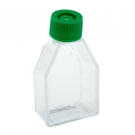 229500 CELLTREAT 25 mL Suspension Culture Flask, Vent Cap, Sterile, 200 Flasks