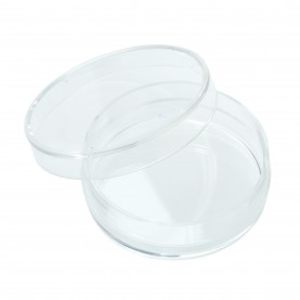 229638 CELLTREAT Non-Treated Cell Culture Dish, 35 mm x 10 mm, Stackable, Sterile, 960 Dishes