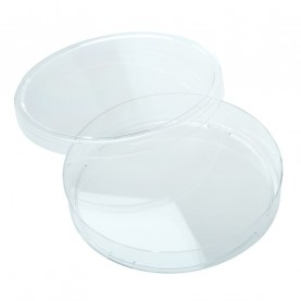 229694 CELLTREAT Petri Dish, 100 mm x 15 mm, Slideable, Sterile, 500 Dishes