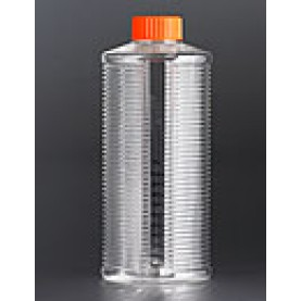 430852 Corning Roller Bottle, Tissue Culture, Sterile, 1700 cm², 510 mL, Easy Grip Non-Vented Cap