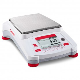 Touch Screen AX5202 Adventurer® Ohaus Precision Balances, 30100617, 5200 g x 0.01 g, 195 mm x 175 mm