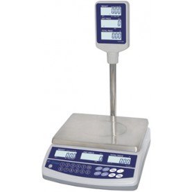 Aczet CT Series Compact Precision Balance & Scale, 50 g x 0.002 g, 70 mm
