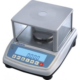 Aczet CZ Series Precision Scale, 3000 g x 0.1 g, 124 x 144 mm