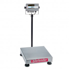 Ohaus Defender® 5000 Hybrid Bench Scales, 80500909, 150 lbs. x 0.01 lb., 355 mm x 305 mm
