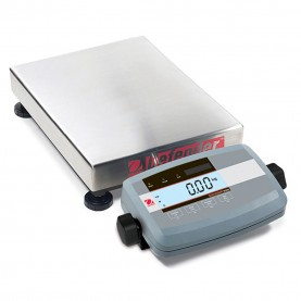 Ohaus Defender® 5000 Low Profile Bench Scales, 80501164, 25 lbs. x 0.002 lb., 305 mm x 305 mm