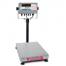 Ohaus Defender® 7000 Hybrid Bench Scales, 80501360, 150 lbs. x 0.01 lb., 355 mm x 305 mm