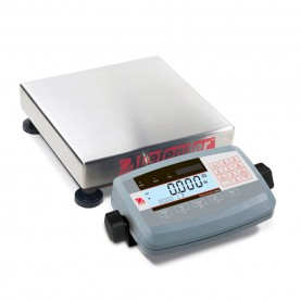 Ohaus Defender® 7000 Low Profile Bench Scales, 80501487, 25 lbs. x 0.002 lb., 305 mm x 305 mm