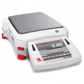 Ohaus Explorer® Precision Balances, 83021361, 6200 g x 0.1 g, 190 mm x 200 mm