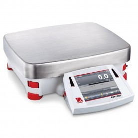 Ohaus Explorer® High Capacity Precision Balances, 30057099, 12000 g x 0.1 g, 377 mm x 311 mm