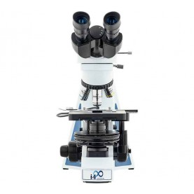 i4S Trinocular 10-100X Laboratory Microscope, Phase Plan (LW Scientific  i4S-SET4-iPL3)
