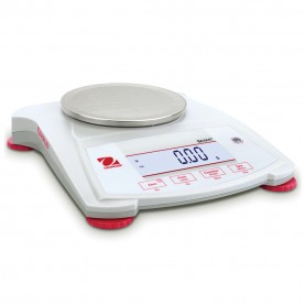 Ohaus Scout® SPX Portable Balances, 30253021, 620 g x 0.01 g, 120 mm