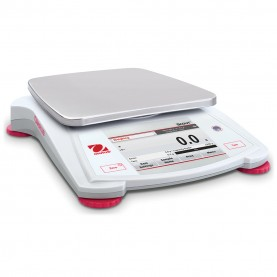 Ohaus Scout® STX Portable Balances, 30253009, 620 g x 0.01 g, 120 mm