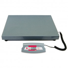 Ohaus SD Series Shipping Scale, 83998236, 165 lbs. x 0.1 lb, 520 mm x 400 mm