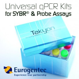 Eurogentec Takyon™ One-Step Probe 5X qPCR Mastermix, 7.5 ml , No ROX