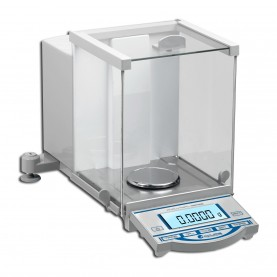 W3100A-120 Benchmark Scientific Accuris Analytical Balance, 120 g x 0.0001 g, 90 mm